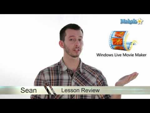 Windows Live Movie Maker - Review #1