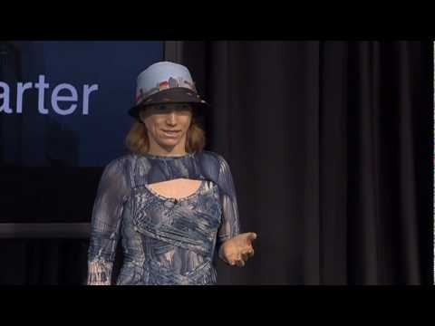 TEDxPennQuarter - Kim Scheinberg - Reinventing Angel Investing