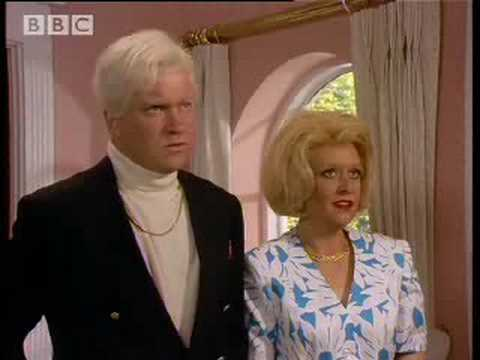 Stanley and Pammy's Lottery Win - Harry Enfield - BBC comedy