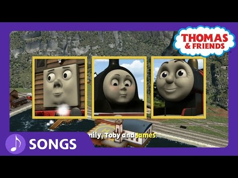 Thomas & Friends: Hear the Engines Coming Karaoke