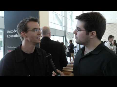 The Importance of Animation Mentors at SIGGRAPH 2012 with Shawn Kelly