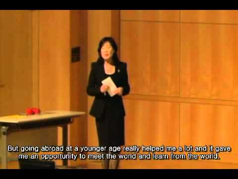 TEDxSookmyung-Nancy Choi-Marketing Yourself to World
