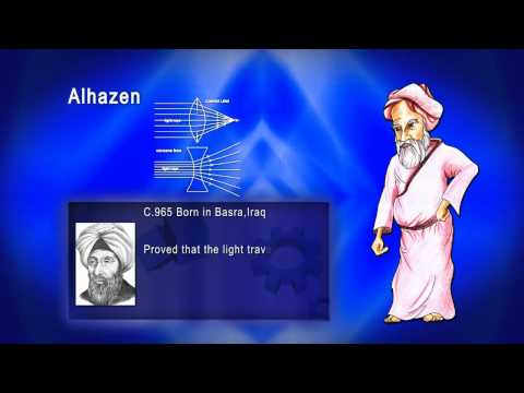 Top 100 Greatest Scientist in History For Kids(Preschool) - ALHAZEN