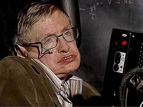 Stephen Hawking: Asking big questions about the universe