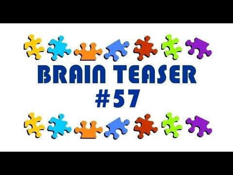 Video Brain Teaser #57