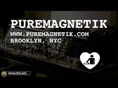 Puremagnetik | I Love Making Music | WinkSound