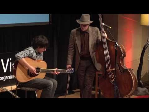 TEDxVictoria - Oliver Swain - Musical Performance