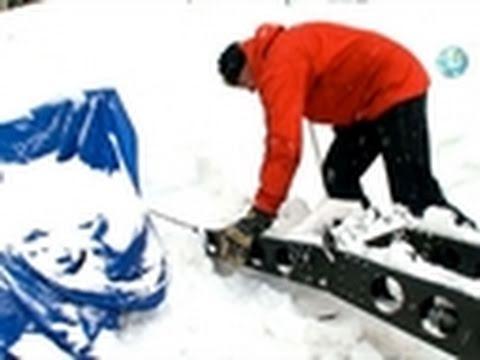 Snow Men- Snow Weapon