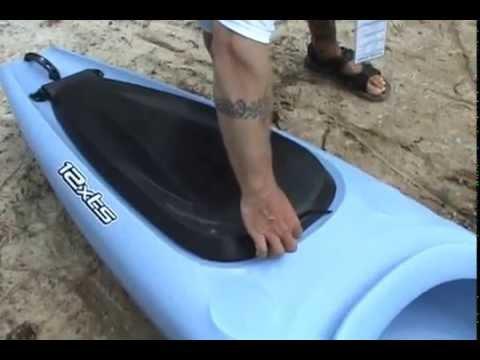 Old Town Vapor Kayak: Episode 22