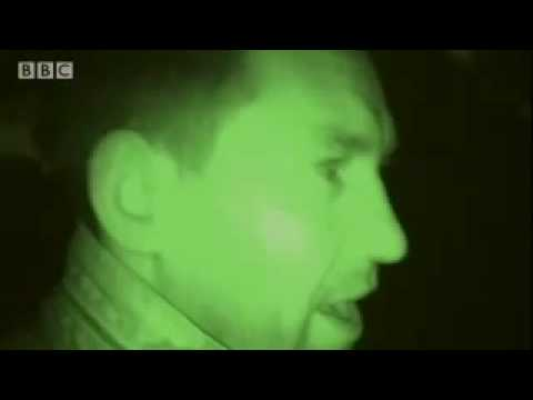 The heat of the hunt - Hunting Chris Ryan - BBC Endurance