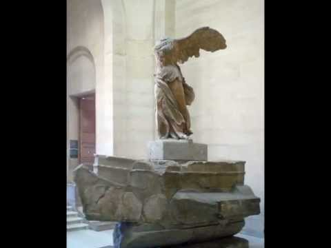 Nike (Winged Victory) of Samothrace, c. 190 B.C.E.