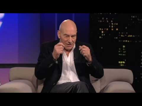 TAVIS SMILEY | Guest: Patrick Stewart | PBS