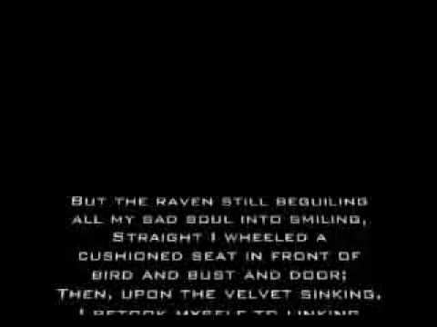 The Raven Recital