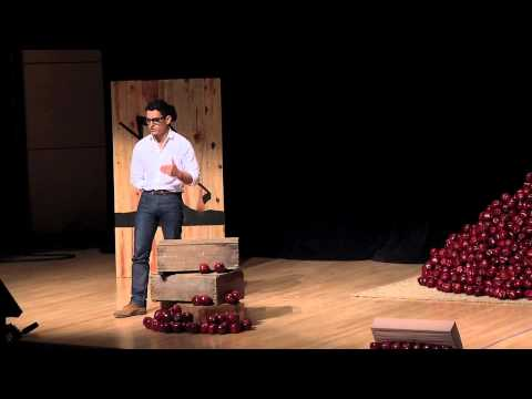 TEDxFruitvale - Carlos Jackson - Images of the Farmworker Movement