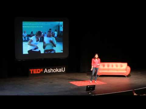 TEDxAshokaU - Abby Falik - Disrupting the Path to College