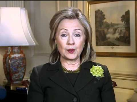 Secretary Clinton's International Women's Day Message 2011