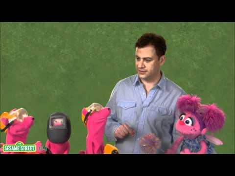 Sesame Street: Jimmy Kimmel: Sibling