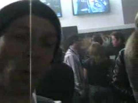 Video 9 Castle Donington BPM 2007, Interview