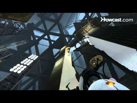 Portal 2 Walkthrough / Chapter 7 - Part 4: Portal Gel Room 2 of 3