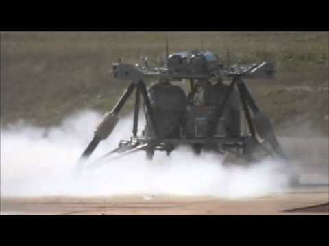 NASA Flies Robotic Lander Prototype to New Heights