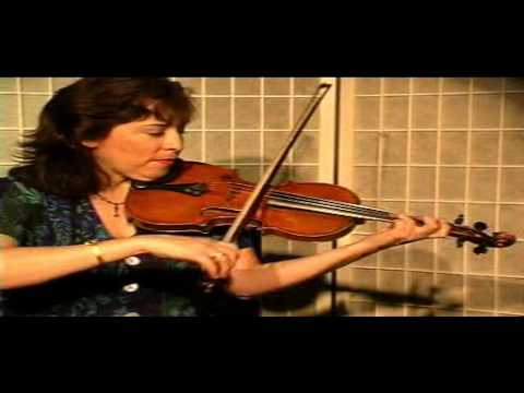 "Violin Lesson - Song Demo - ""Come All Thee Fair and Tender"""
