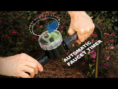 Raindrip Automatic Watering System