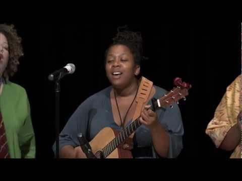 TEDxFruitvale - Zoe Ellis, Crystal Monee Hall, and Valerie Troutt - The Trouble I've Seen