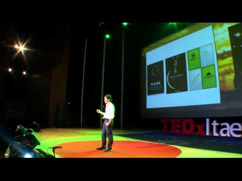 TEDxItaewon 2012 -  Jang Jonghoon - Can a fan save a polar bear?