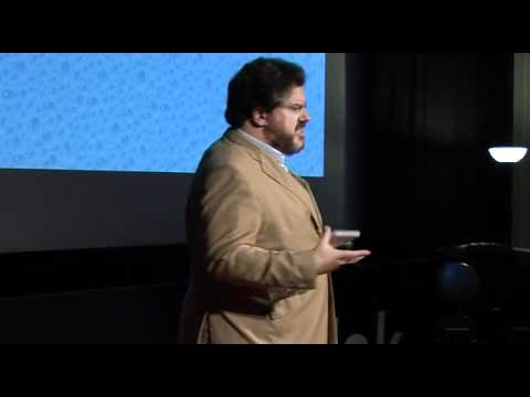 TEDxWarwick - Dr. David Lloyd Owen - Need for innovation to get us out of our watery mess