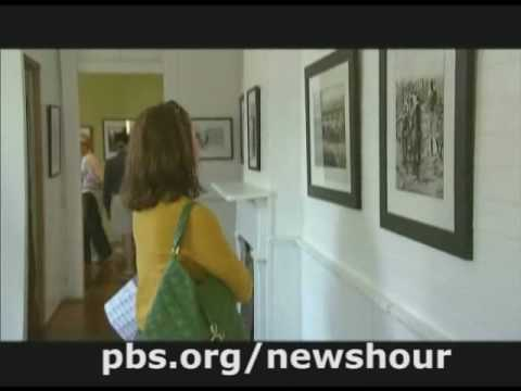 THE NEWSHOUR WITH JIM LEHRER | NOLA Art Exhibition | PBS