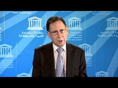 Professor Luc Soete :  2010 UNESCO science report