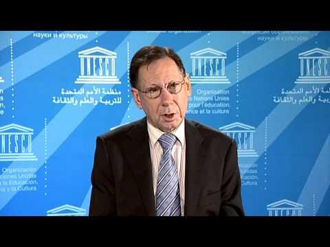 Professor Luc Soete :  2010 UNESCO science report