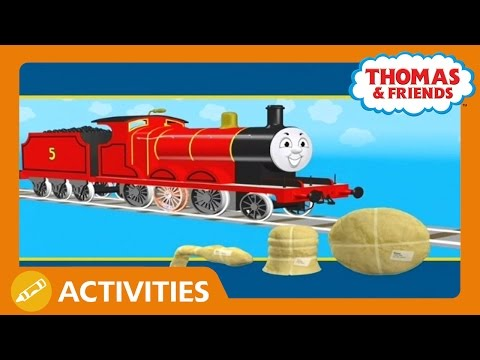 Thomas & Friends: New Parts for James Play Along