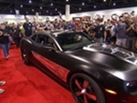 The PJD Muscle Car | American Chopper