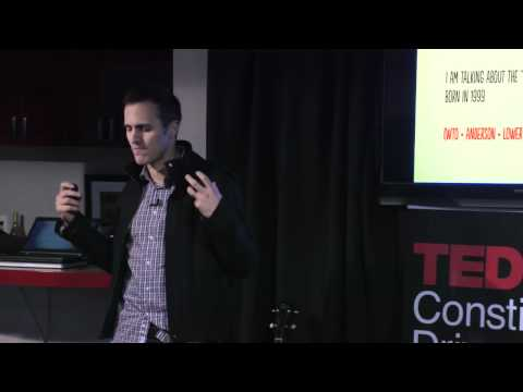 "TEDxConstitutionDrive 2012 - Beau Lewis - ""The American Hipster"""