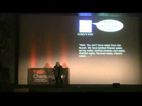 TEDxChemungRiver - Colleen Parsons - Choices Change Us