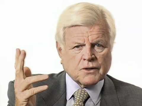 Ted Kennedy on Challenges in Education