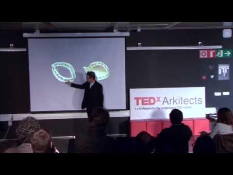 TEDxArkitects - Dennis Dollens - 11/18/09