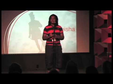 TEDxSpartanburg - Markeisha Nesbitt (aka One Love) - Poetry performance