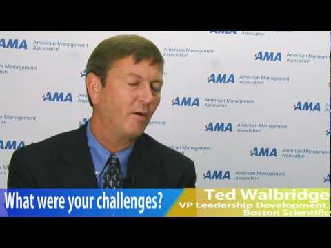Three Questions for Ted Walbridge