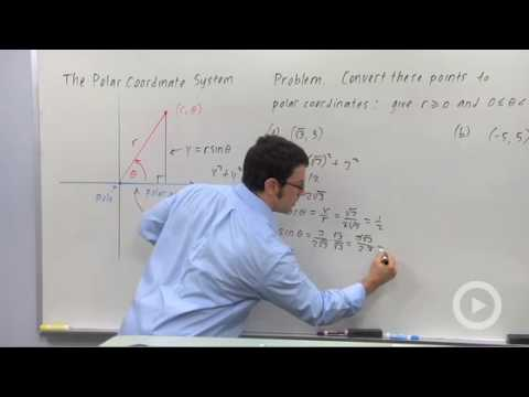 Precalculus - Converting from Polar Coordinates to Rectangular