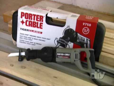 Porter Cable Tiger Claw-DIY