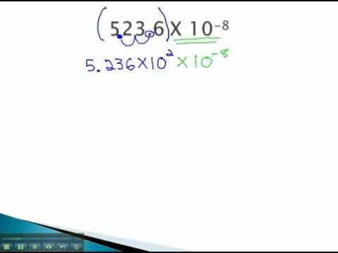 Scientific Notation - Close to Scientific - YouTube.mp4