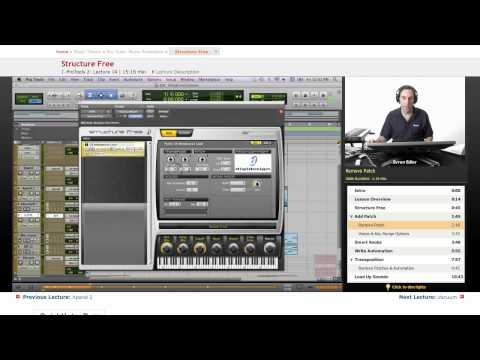 Pro Tools: Structure Free