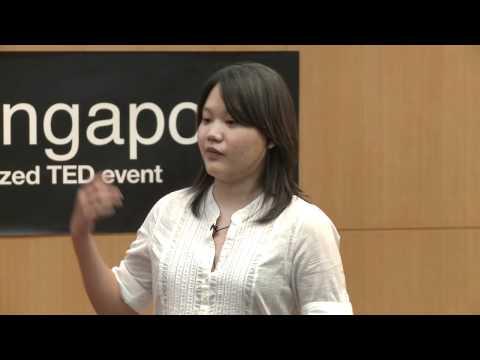 TEDxSingapore - Adrianna Tan - Five ideas to cure wanderlust
