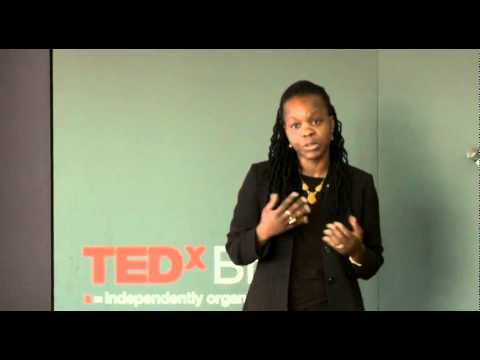TEDxBRISTOL 2011 - DR MARIE-ANNICK GOURNET - UNIVERSITY OF THE WEST OF ENGLAND