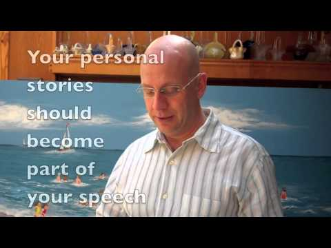 Public Speaking Tip #47 | Create your speech masterpiece like a painting