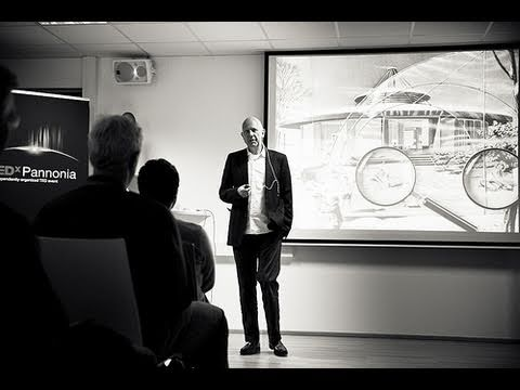 TEDxPannonia - Matthias Horx - The Future Evolution House
