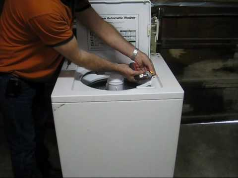 WHIRLPOOL WASHER REPAIR VIDEO 7