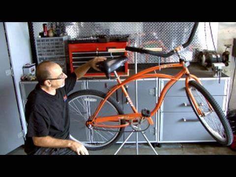 Weekend Project: Bike Repair Stand